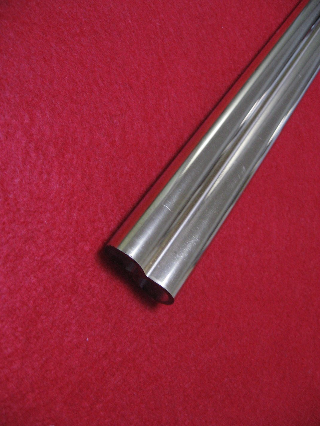 High Purity Gold Plating Quartz Glass Tube pictures & photos