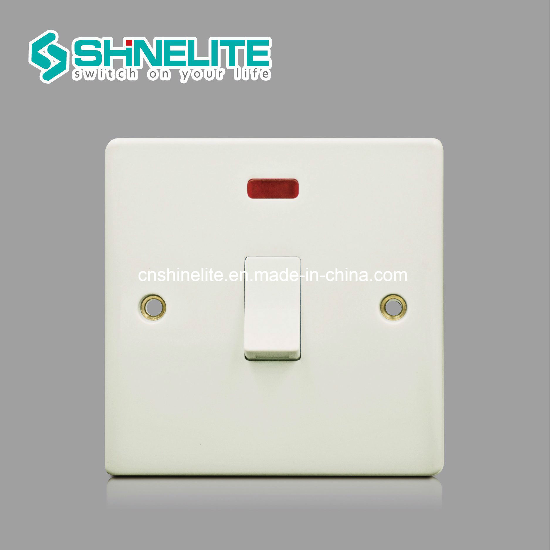 China Uk Double Pole Power Switch With Great Price 45a Photos Light Switches