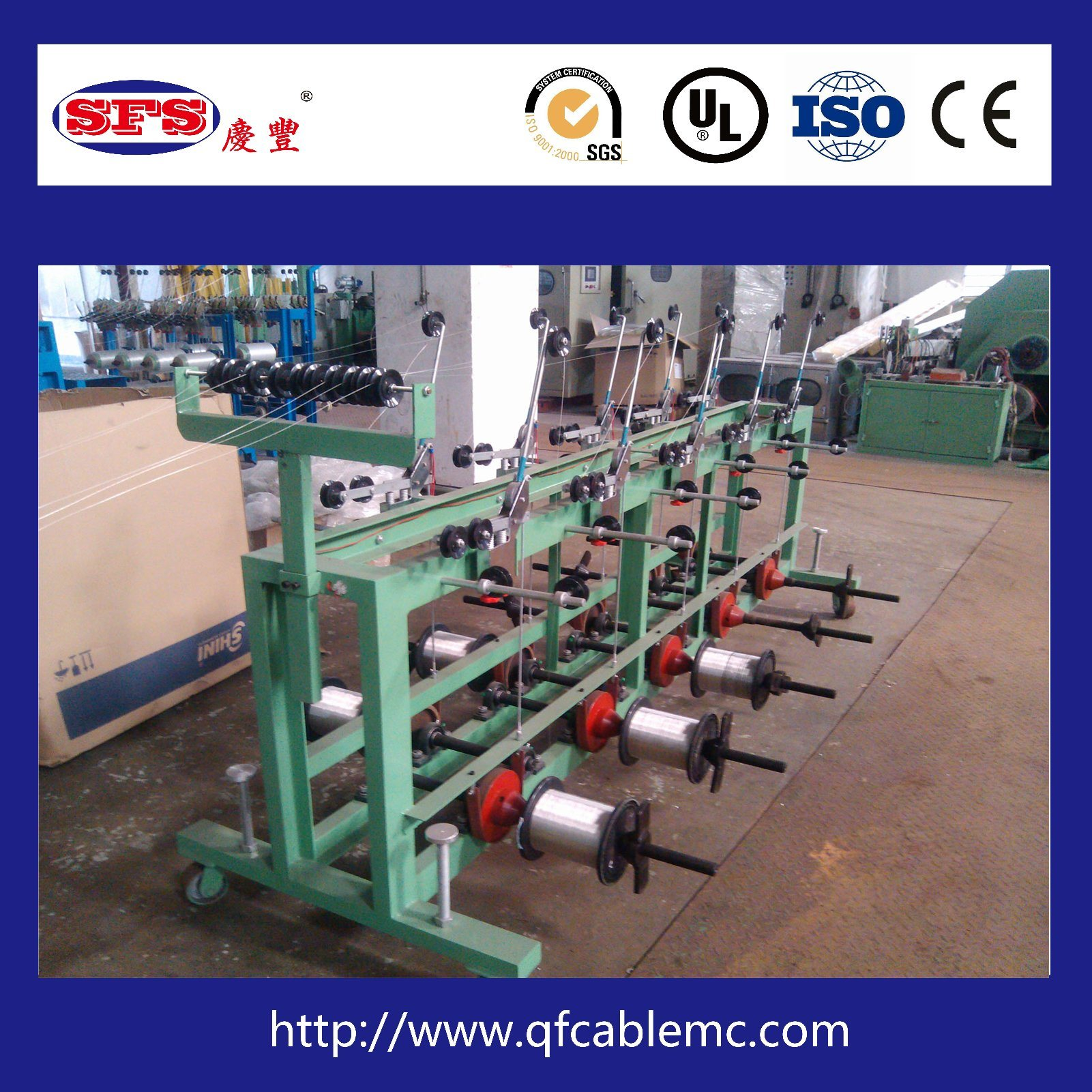 China Copper Wire Annealing and Tin-Plating Machine Photos