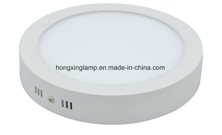 LED Round Panel Light Surface Mounted Lamp 3W 6W 12W 18W 24W