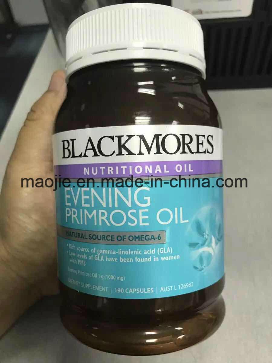 Anti-Aging Evening Primrose Oil Slimming Capsules, 190 Softgels