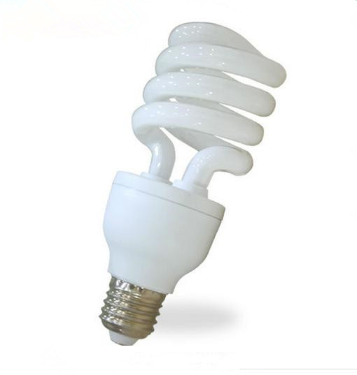 China Energy Saving Light Bulb Half Spiral 25w High Quality Cfl Lamp