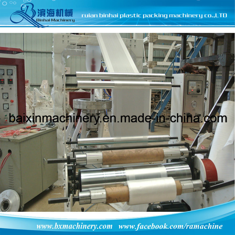 PE Extruder & Film Blowing Machine pictures & photos