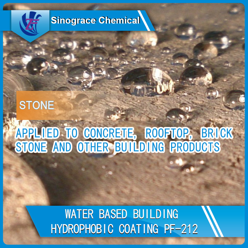 Excellent Adhesion Superhydrophobic Coating for Concrete