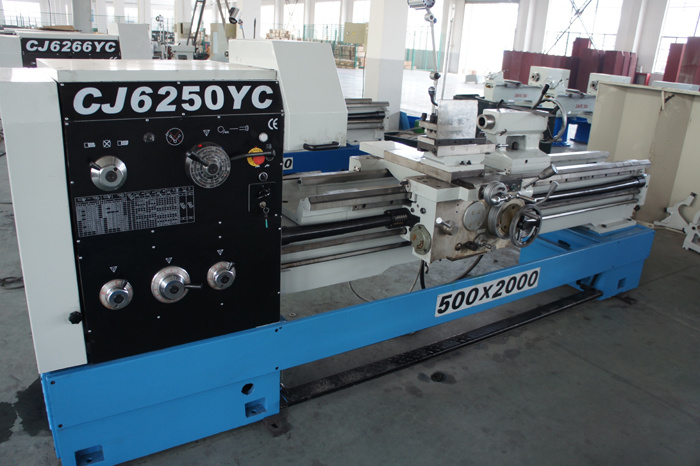 CJS Series Lathes (CJ6250YC)