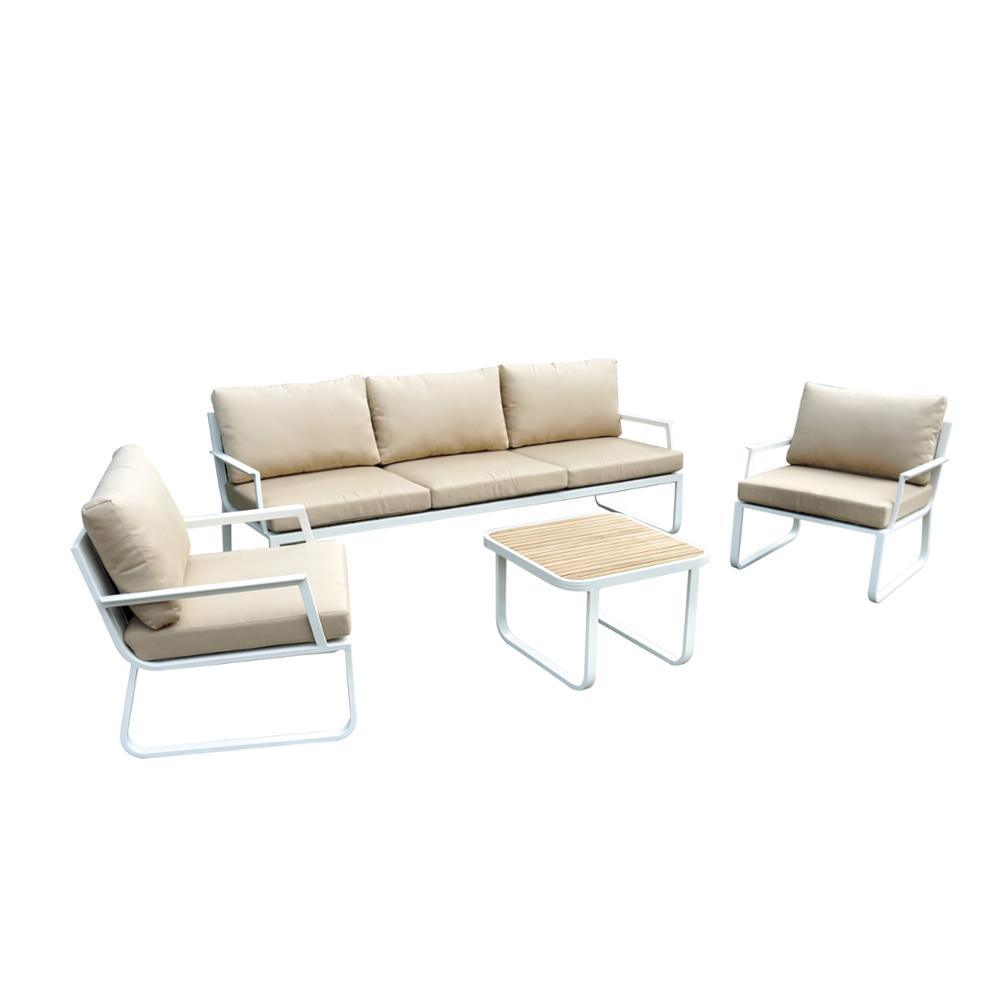 China Outdoor Waterproof Modern Modular Sofa Garden Table and Lounge ...