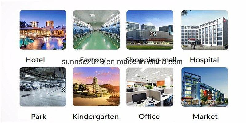 China Best Home Security System 360 Degree Fisheye Panoramic