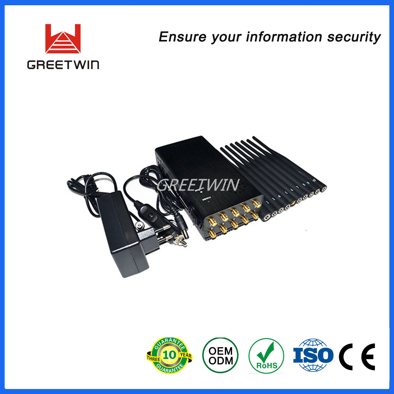 Mini Wireless Cellphone Signal Jammer Circuit Mini Wireless Cellphone