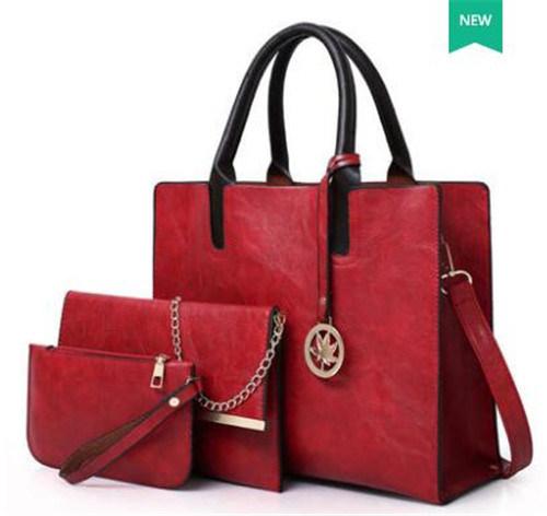 35e6dd3844d China New Wholesale Women Leather Bags Fashion Handbags Lady Handbag ...