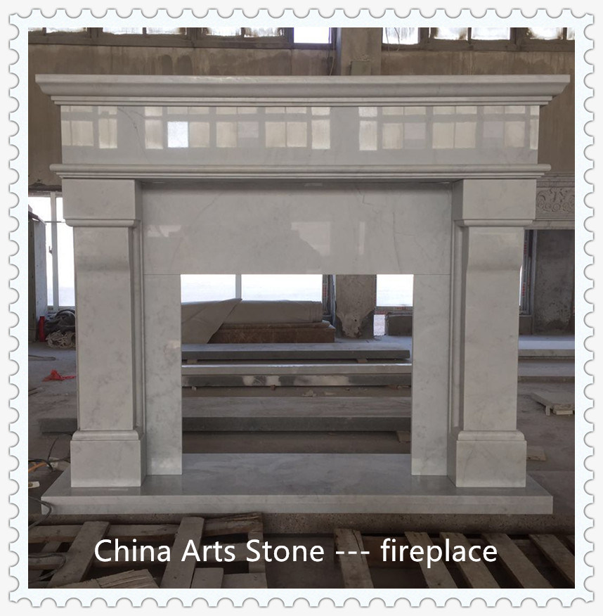 Wholesale White Marble Fireplace Buy Reliable White Marble