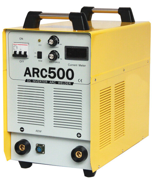 [Hot Item] DC Inverter MMA Mosfet/Portable Arc Welding Machine  Tool/Equipment/Welder-Arc500