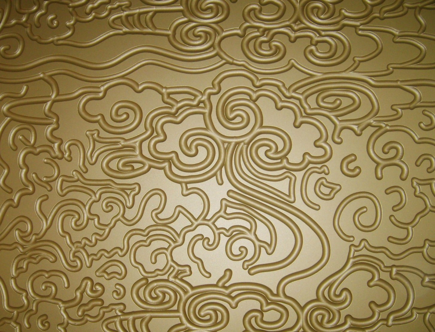 China Fireproofing Wave Decorative 3d Mdf Board For Interior