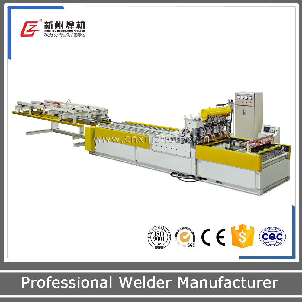 China Gwc B 5002 Autoclaved Aerated Concrete Slab Mesh Welding Resistance Diagram Machine Acl Wall Panel