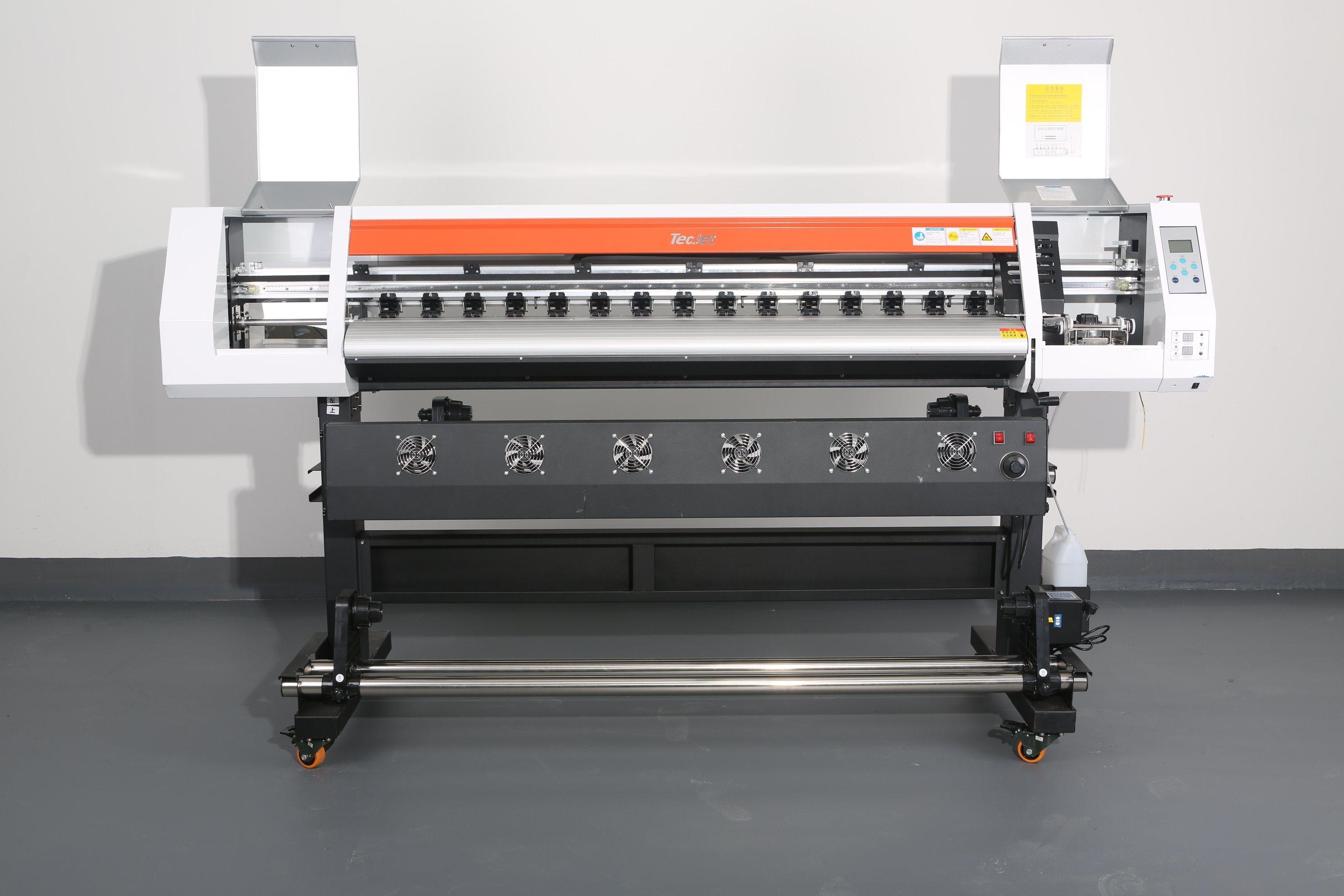 China tecjet dx5 dx7 xp600 printhead digital inkjet eco solvent printer car stickers printing machine china eco solvent printer eco solvent printer price