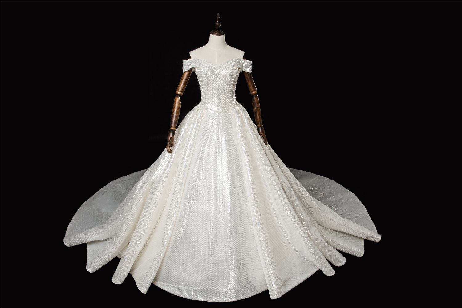 Max-819 Ladies Women Girl Custom Make Bridal Prom Party Wedding Gown Evening Dress pictures & photos