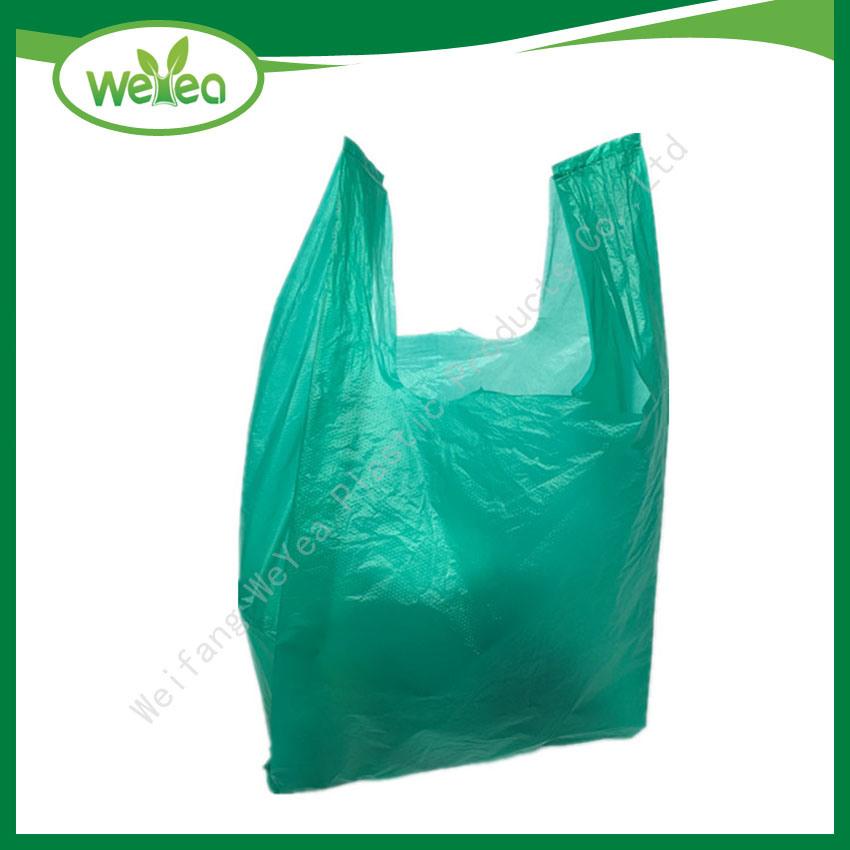 China Supplier Plastic T Shirt Thank