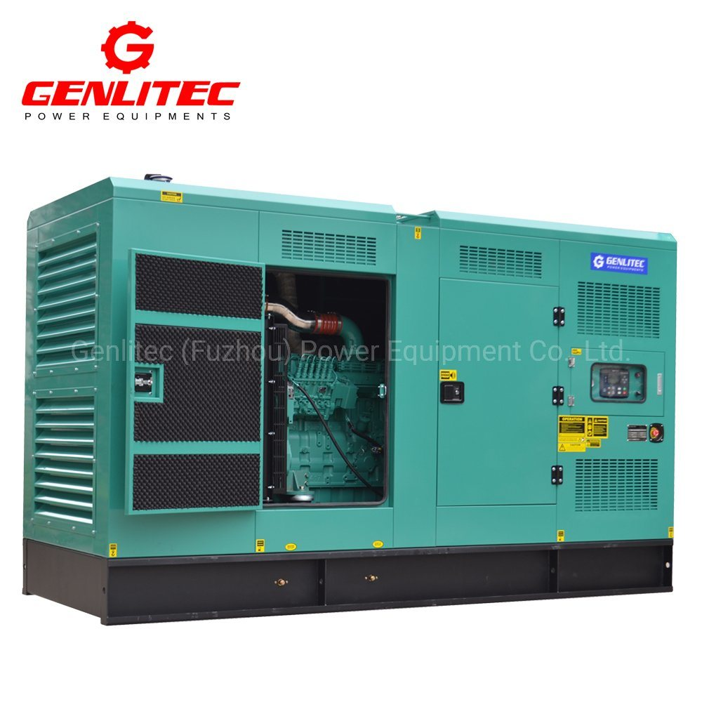 [Hot Item] Manufacture Soundproof 240kw 300 kVA Diesel Generator with  Cummins Nta855-G1a Engine
