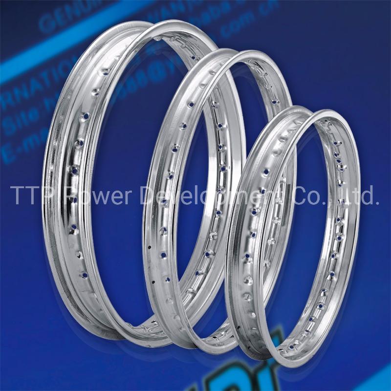 [Hot Item] Motorcycle Wheel Aluminum Rim (1 4X18, 1 4X19, 1 6X14, 1 6X16)  Motorcycle Parts