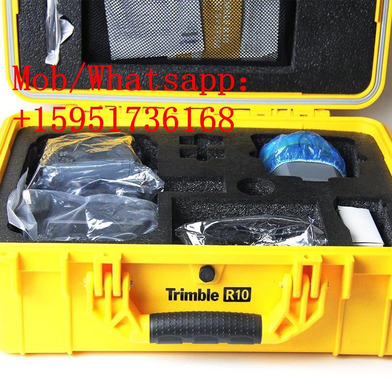 [Hot Item] Surveying Instrument Trimble R10 GPS with Tsc3 Data Logger