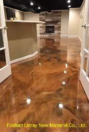 Epoxy Resin Flooring Metallic