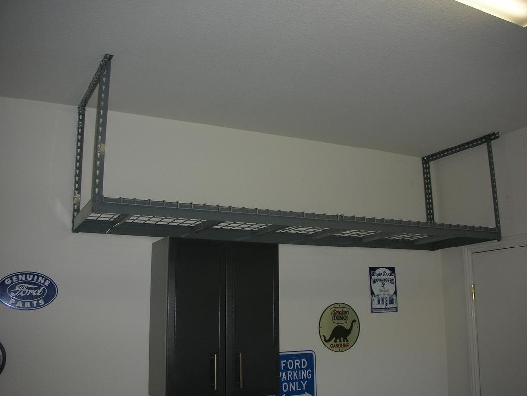 Garage Ceiling Storage Racks