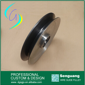 China Wire Cable Pulley, Ceramic Pulley, Wire Drawing Aluminum Guide ...