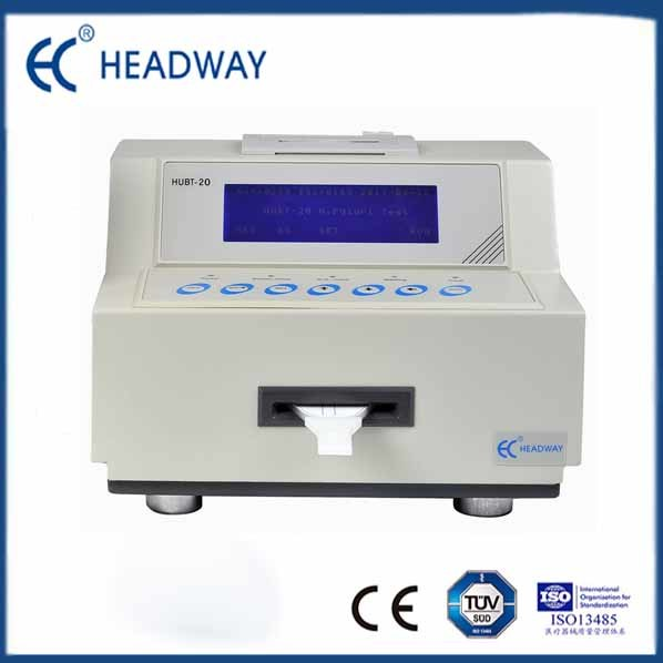 C14 H. Pylori Urea Breath Test Analyzer Hubt-20 for Bacteria Detection