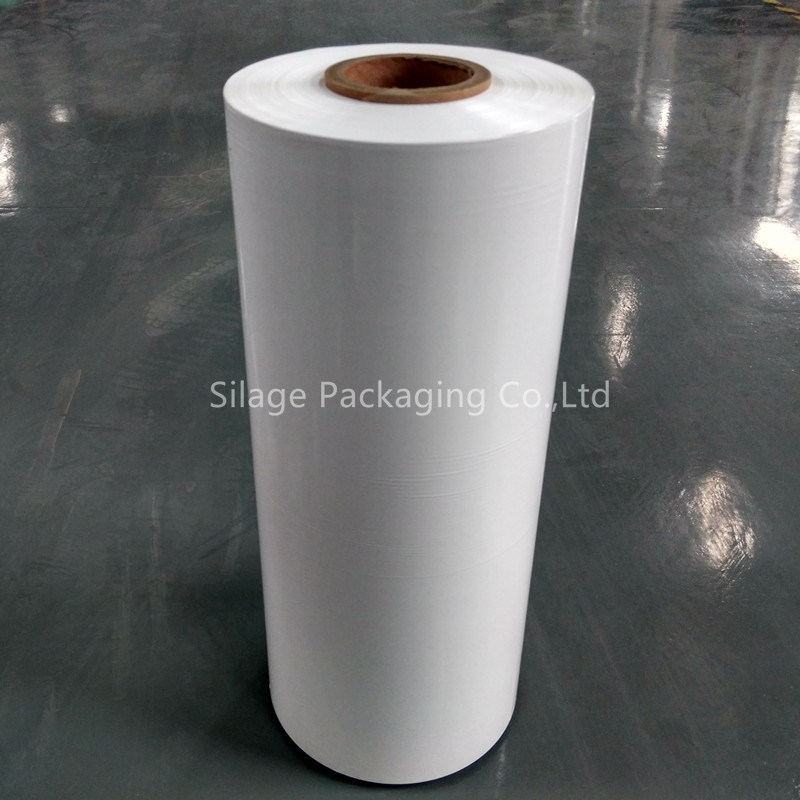 Well Selling in Japan 500mm LLDPE UV Resistance White Silage Wrap Film pictures & photos