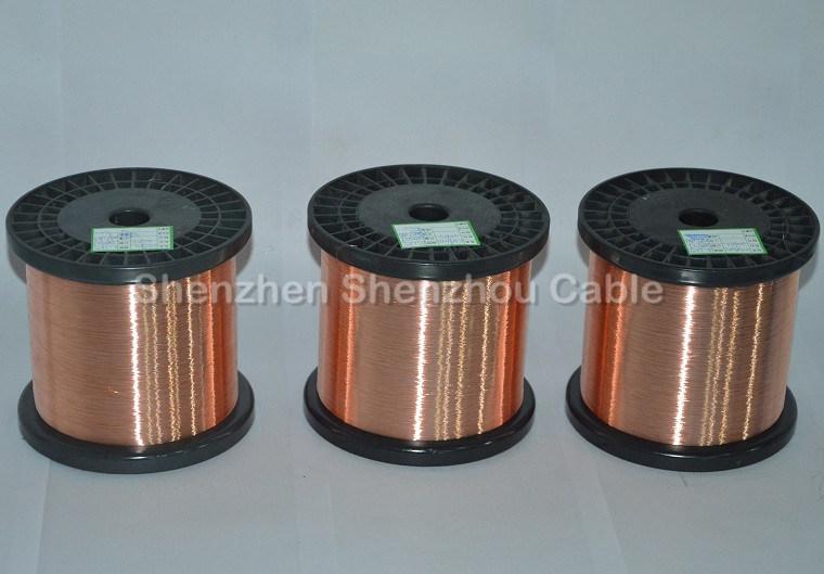 China Audio Cable Shenzhen Use Copper Clad Al Mg Wire - China Audio ...