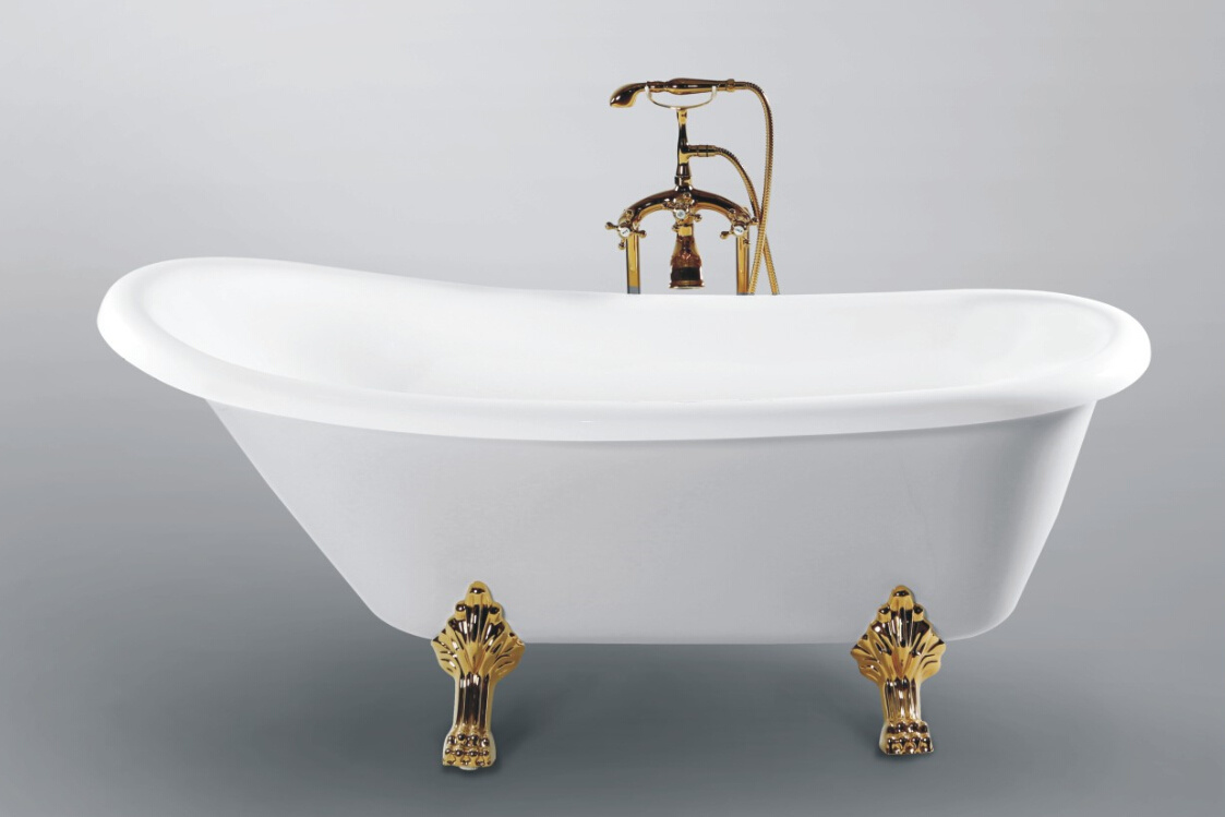 China Clic Antique Clawfoot Bathtubs Jl622 Acrylic
