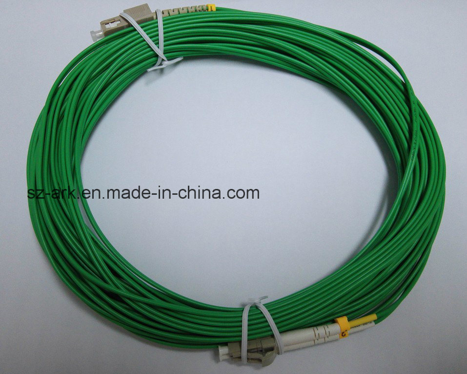 China SC/PC LC/PC Multimode Om1 Optical Fiber Cable (50feet) on Sale ...