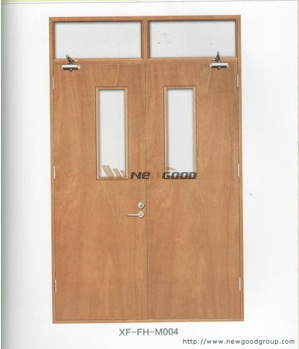 Fire Rated Wood Door, Fire Proof Wooden Door