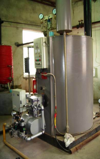 China Hot Water Boiler for Various Kinds of Swimming Pool or Public ...