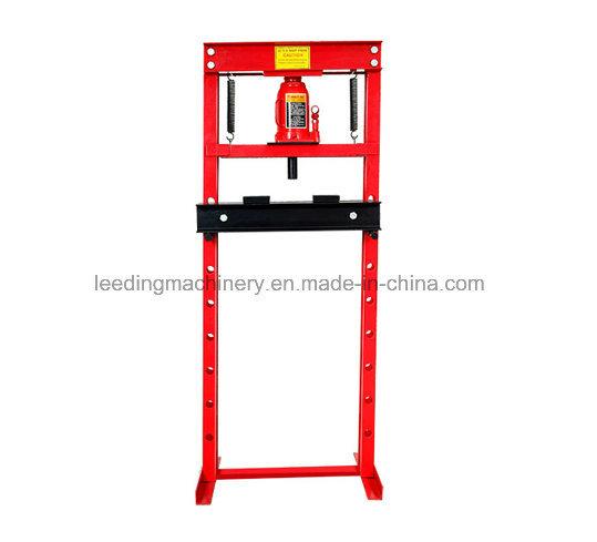 China 20ton Hydraulic Bench Top Shop Press Ld-P02201 - China