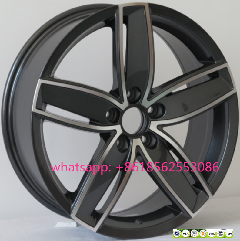 China Car Aluminium Replica Rims Alloy Audi Wheels China - Audi rims