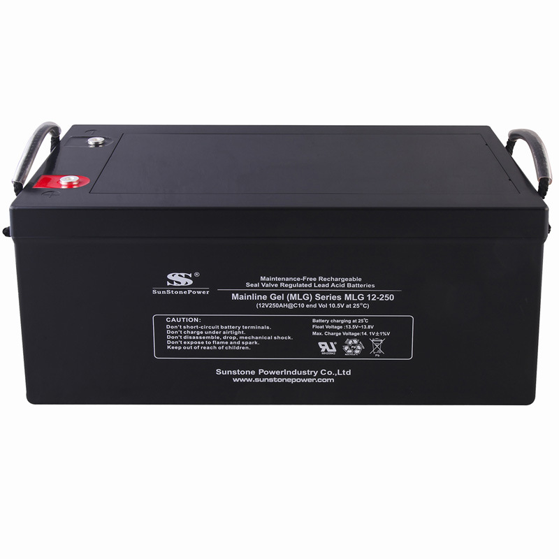Rechargeable Battery Sealed Lead Acid Battery Sunstone Brand 12V 250ah Solar Battery pictures & photos