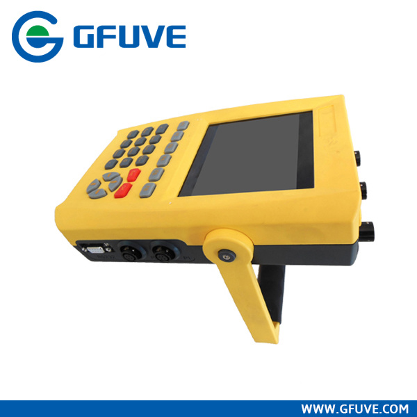 Hand-Held Three Phase Energy Meter Field Calibrator