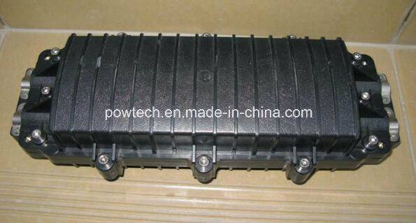 Horizontal Fiber Optical Splice Closure