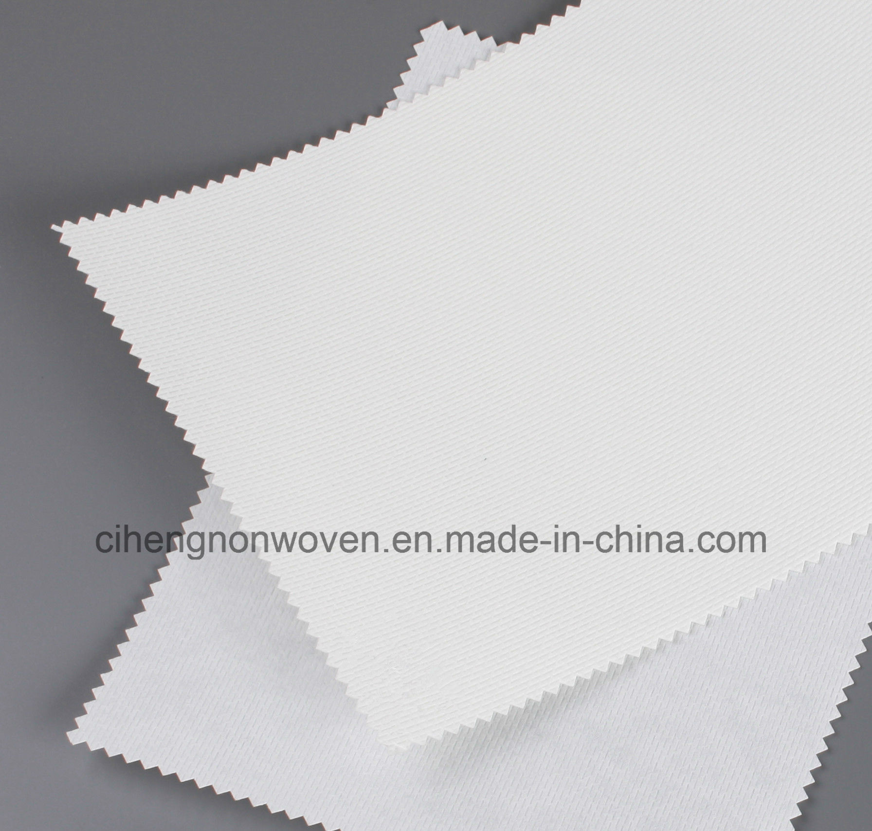 Pet Fibre Thermo-Bonded Backbone Nonwoven Fabric