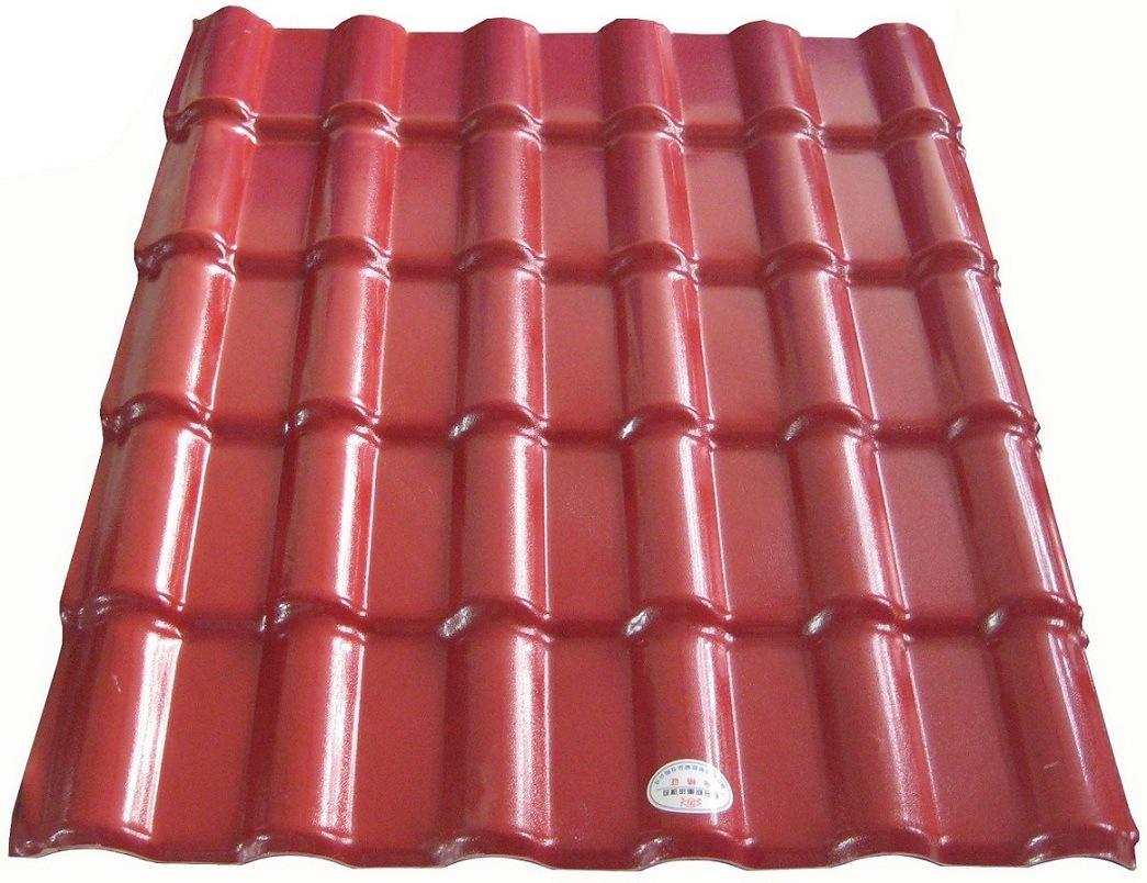 China Glazed Pvc Roof Tiles China Roof Tiles Pvc Tiles