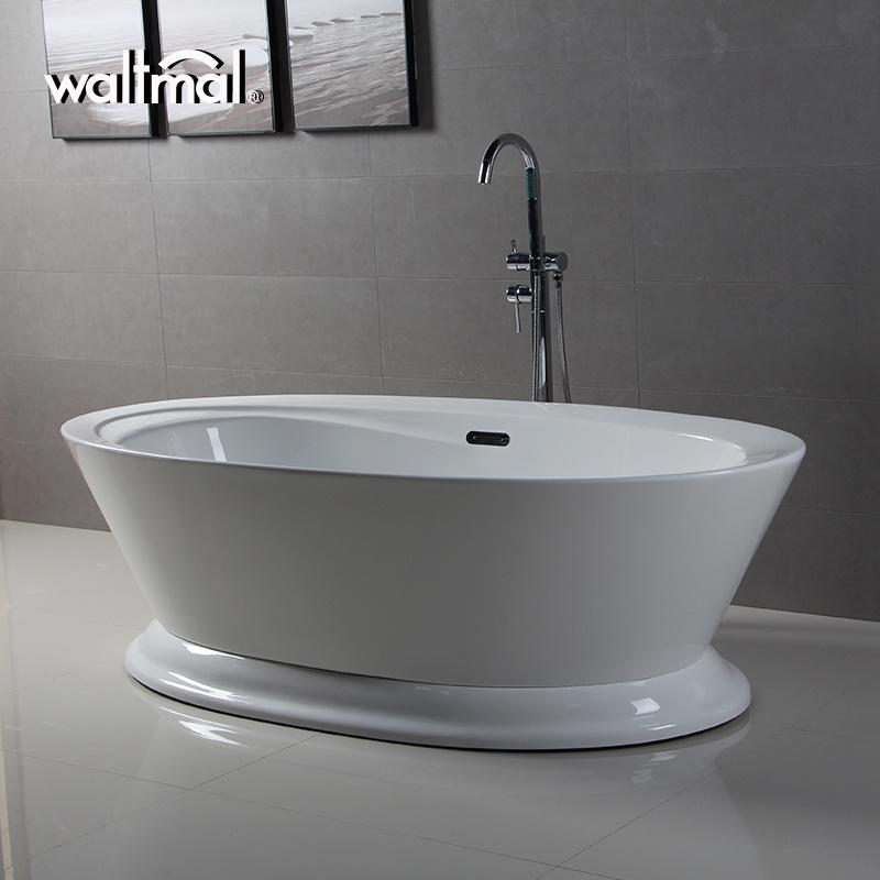 China Pedestal Bathtub Fiber Bathtub Price - China Cheap ...