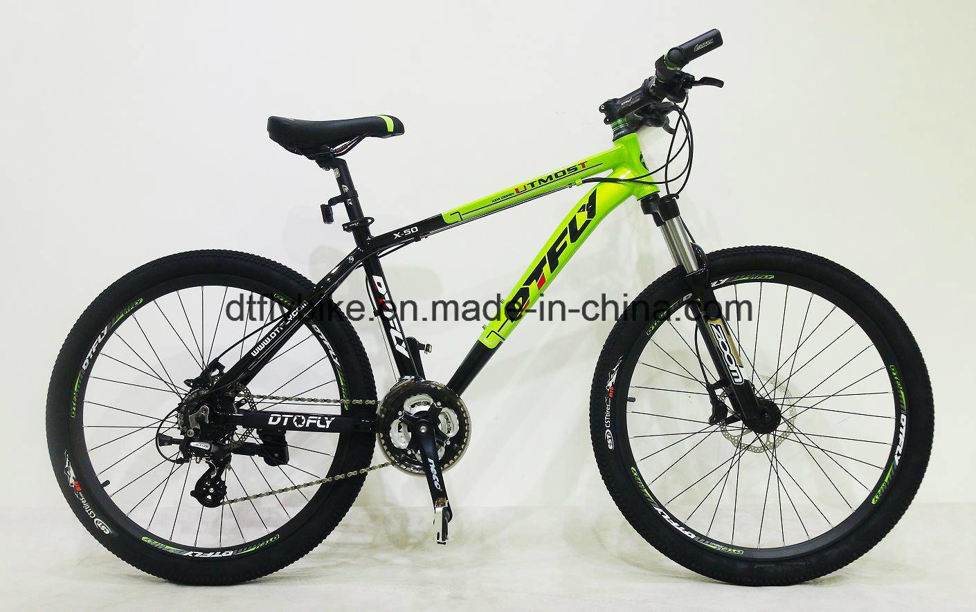 "Bike,26""Suteng, Hydraulic Dic-Brake, Mountain Bike with Shimano 24s pictures & photos"