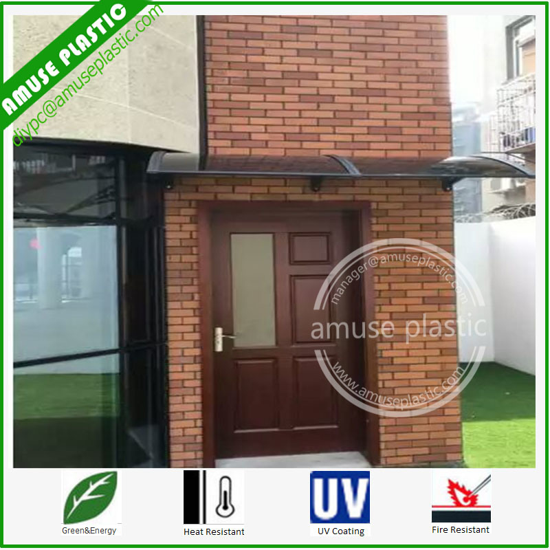 [Hot Item] Outdoor DIY Awning for Front Door Patio UV-Protection Rain Shades