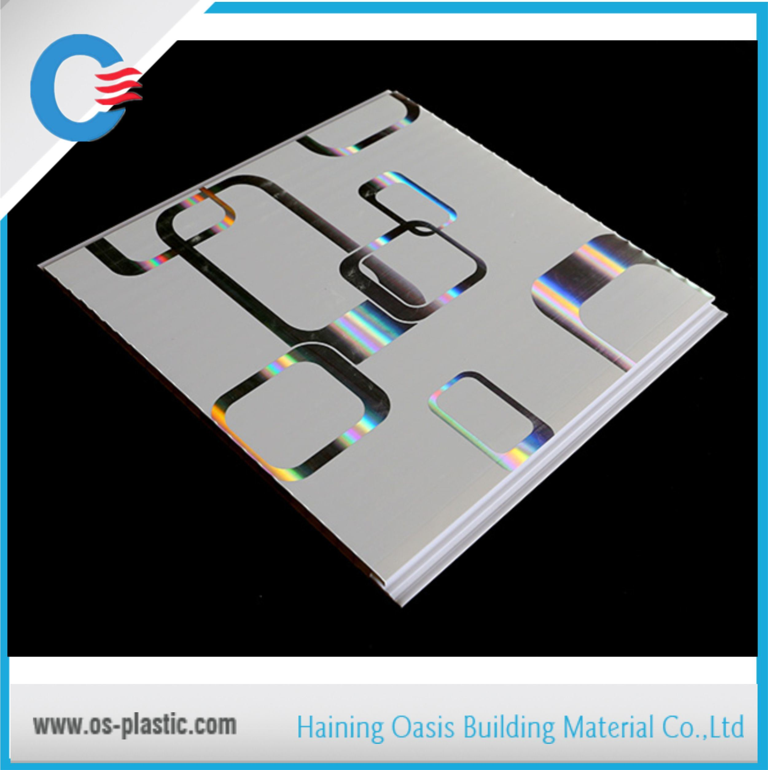 Modern Fireproof PVC Panel for Wall / Ceiling