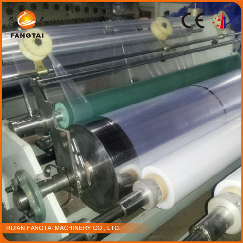 Cling Film Machine FT-600 Double Extruder (CE)