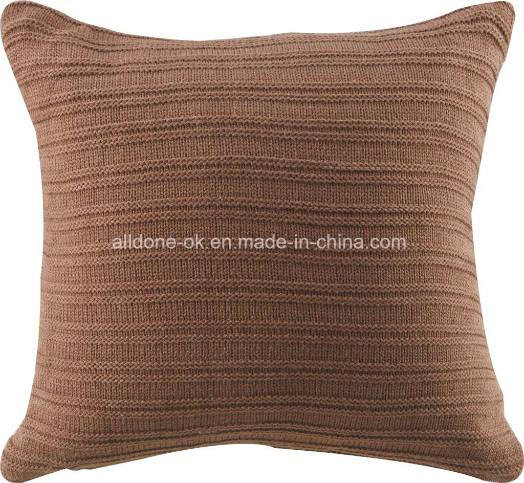 Fashion Massage Knit Cushion Pillow Manufacturer Supplier in China pictures & photos