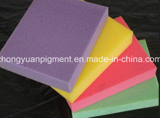 Pigment for PU Foam Sponge Tdi Mdi Polyether