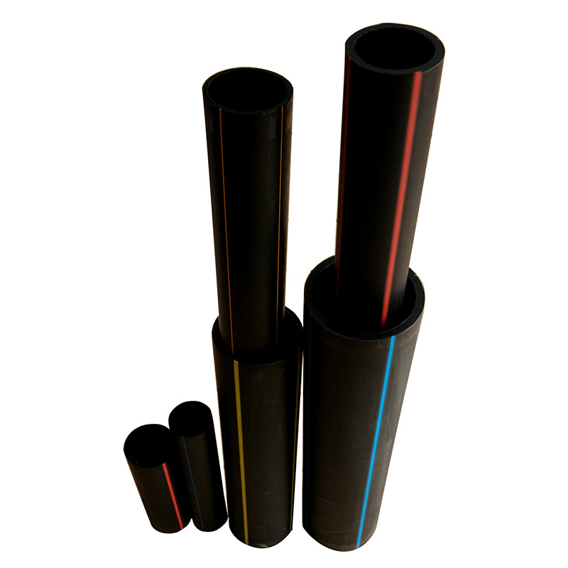 Large Diameter PE Pipe for Water Supply/ Water Supply Pipe pictures & photos