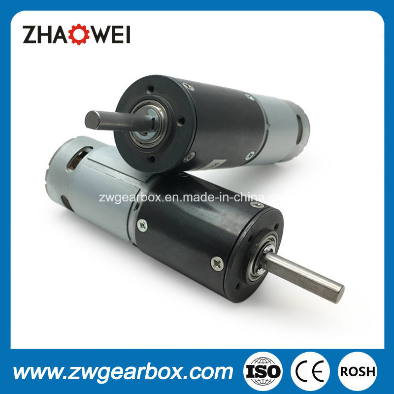 38mm 12V DC Low Speed Micro Planetary Geared Motor pictures & photos