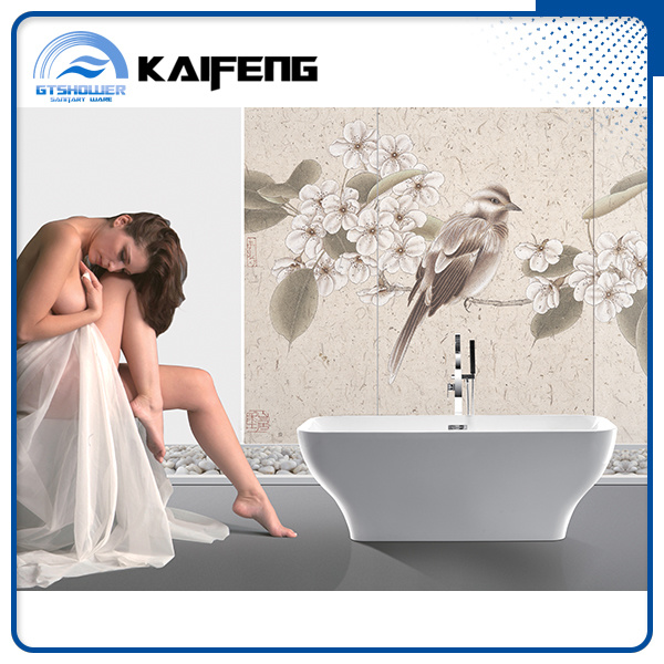 Upc Cheap Modern European Freestanding Soaking Tub (KF-726B) pictures & photos